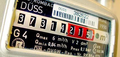 Gaszähler in Düsseldorf: Die Preise schwanken regional sehr stark