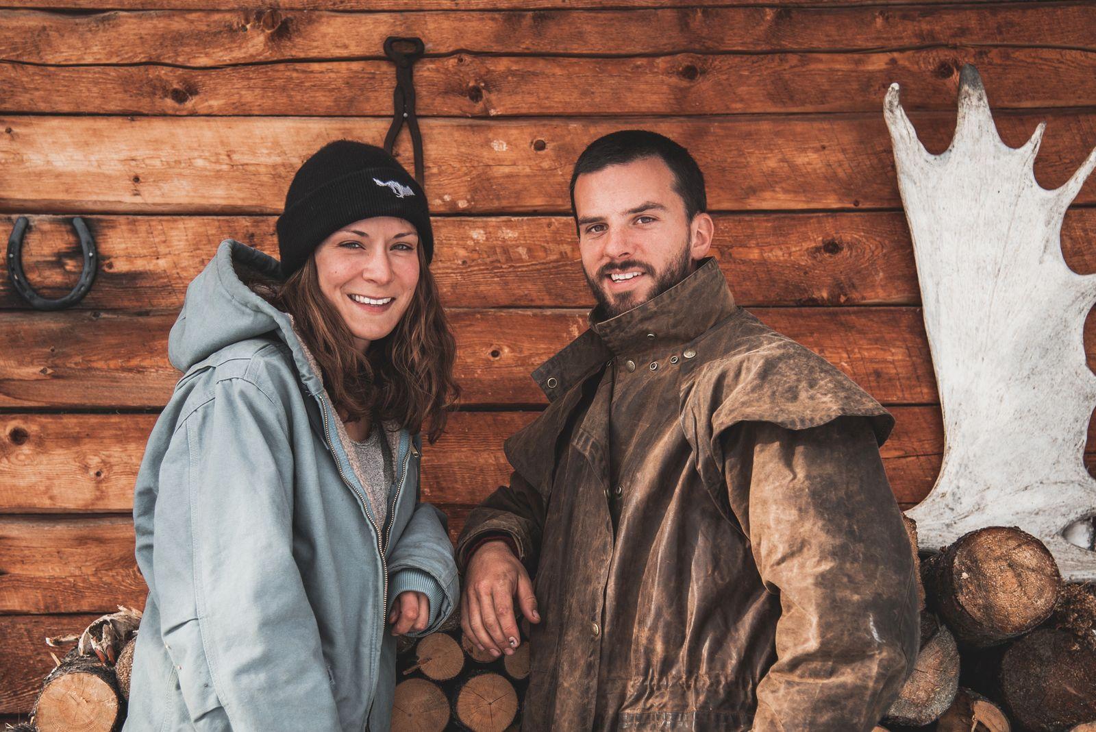 Totalaussteiger/ Alaska/ Peter Zenkl