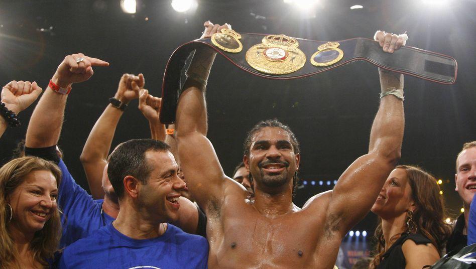 Neuer WBA-Weltmeister Haye: Hase und Igel im Ring
