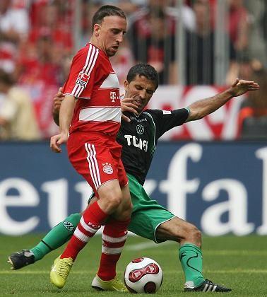 """Bayern-Star Ribéry: """"Permanent in die Hacken getreten"""""""