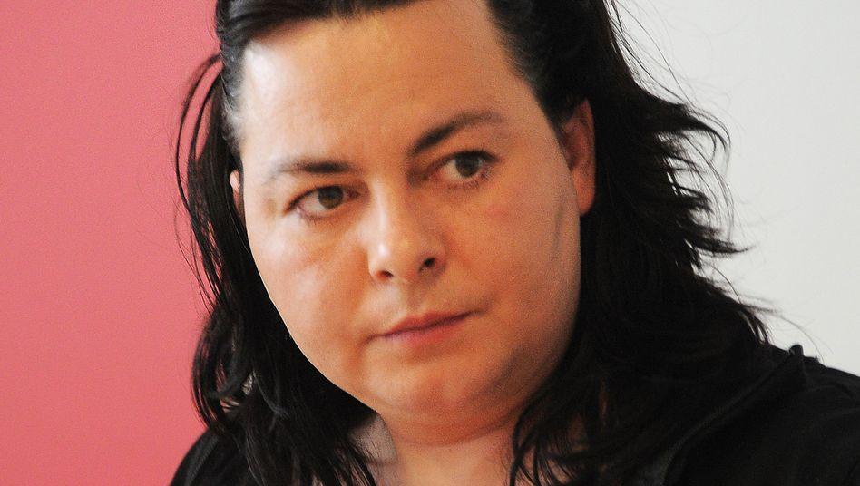 Linken-Politikerin Katharina König