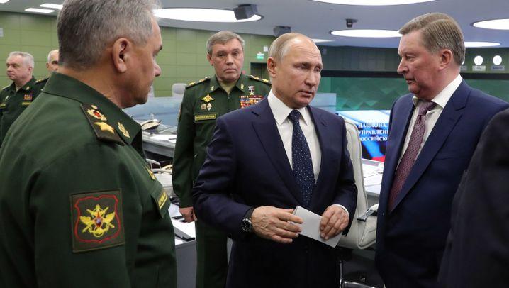 "Russlands neue Waffe: Die Hyperschall-Rakete ""Avangard"""