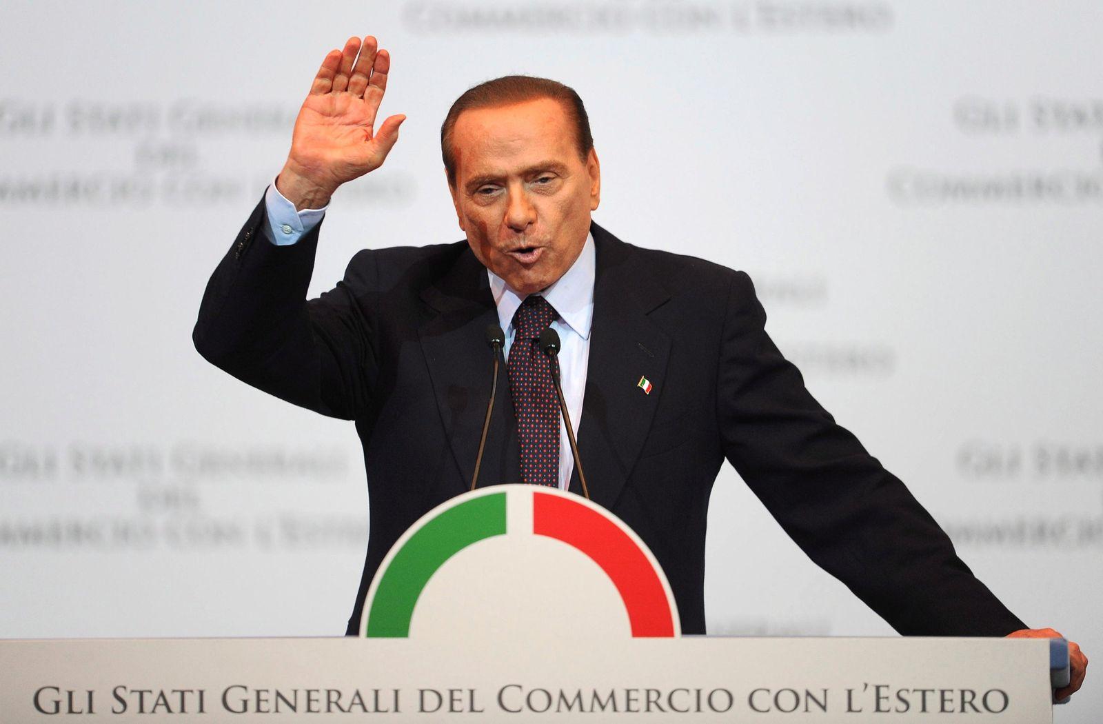 Silvio Berlusconi XXL