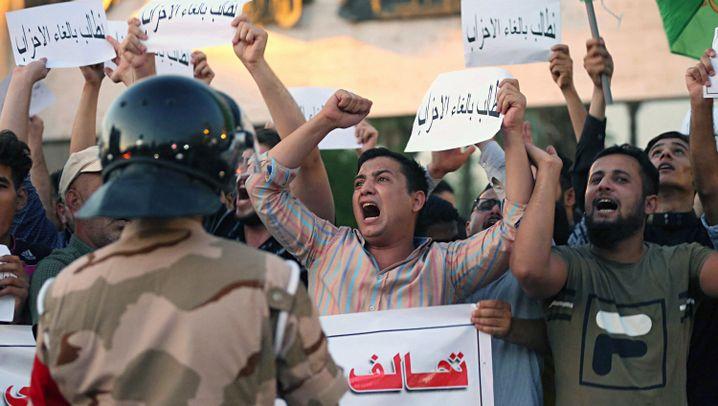 """Proteste im Irak: """"Jedes Jahr machen sie dieselben Versprechen"""""""