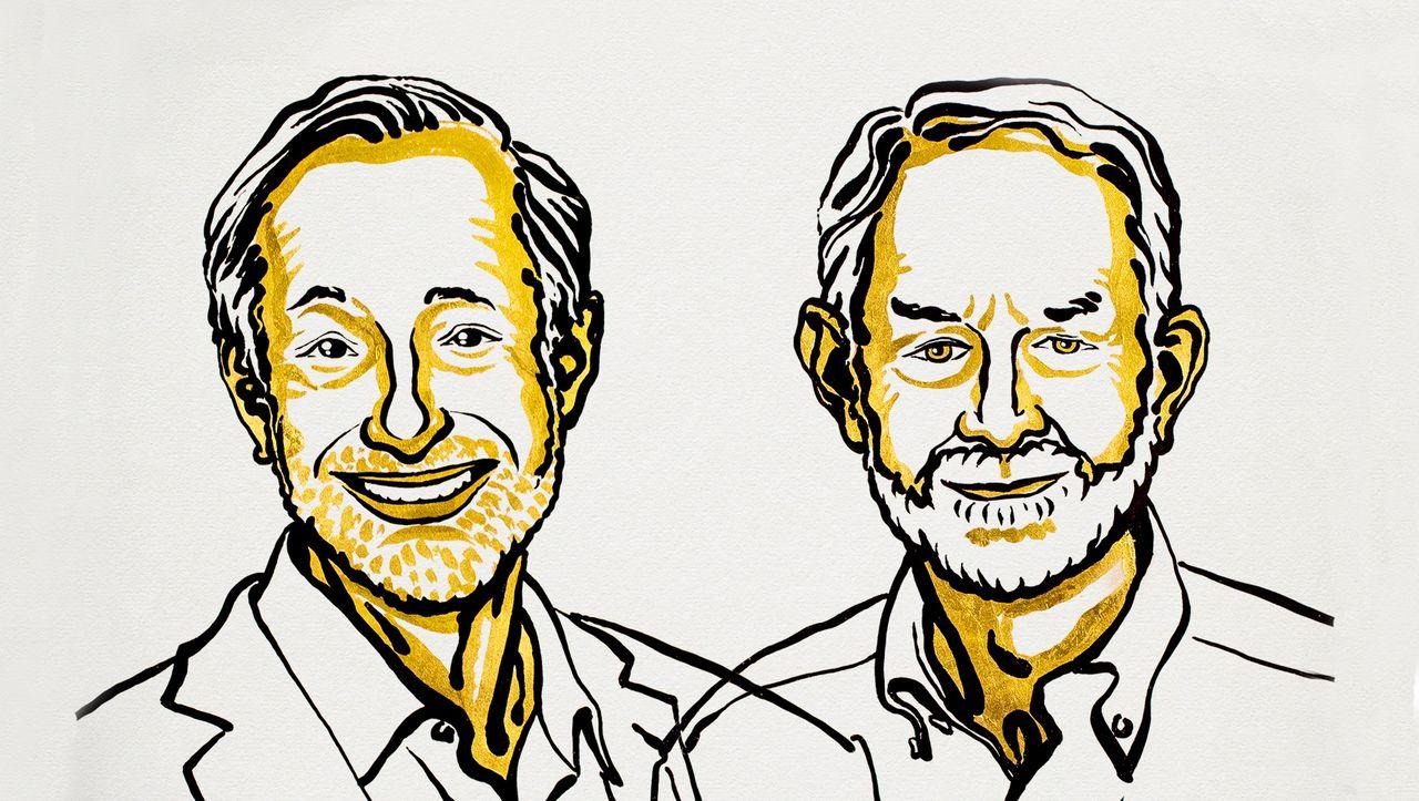 Nobelpreis für Wirtschaft geht an US-Ökonomen Milgrom und Wilson - DER SPIEGEL - Wirtschaft