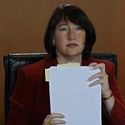 Wechsel in die Wirtschaft: Staatsministerin Müller