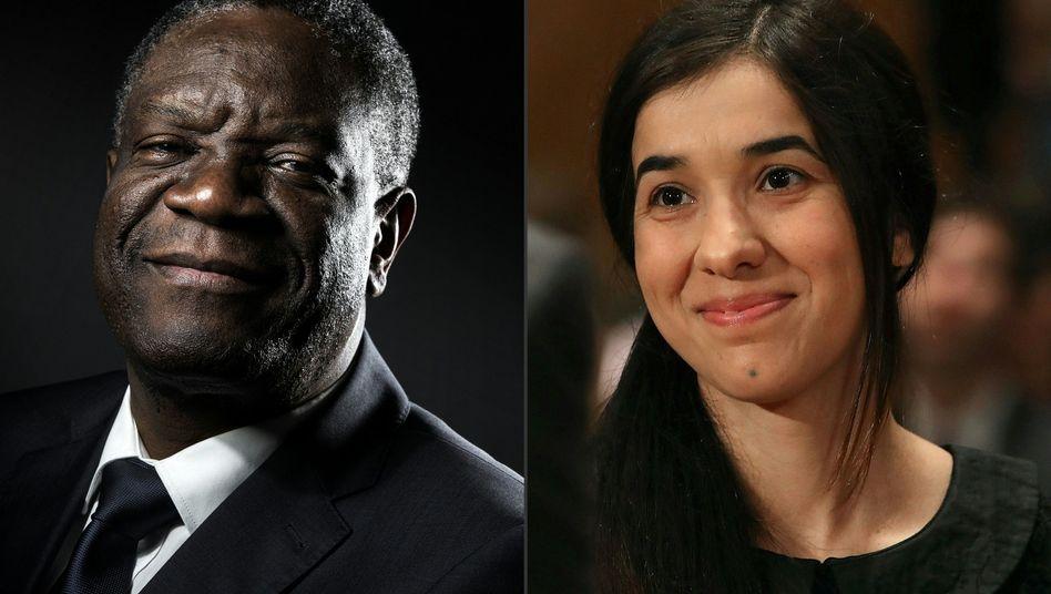 Mukwege, Murad