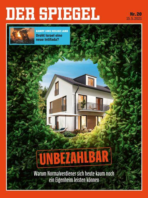 »Unbezahlbar – Warum Normalverdiener sich heute kaum noch ein Eigenheim leisten können«, lautet der Titel des neuen SPIEGEL. Die Ausgabe erhalten Sie ab sofort digital und ab Samstag am Kiosk.