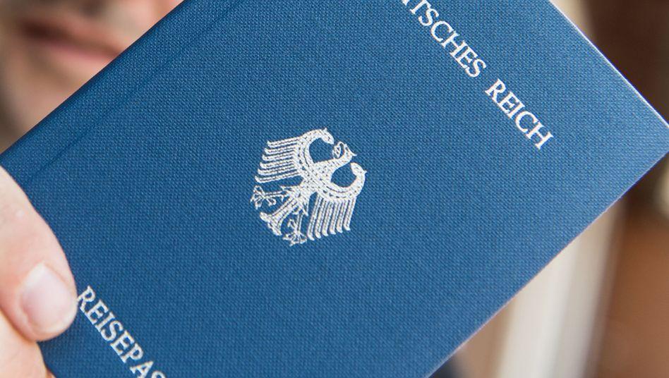 Reichsbürger-Reisepass