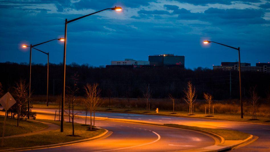 NSA-Zentrale in Maryland: Der US-Künstler Trevor Paglen spürt Geheimdiensten nach