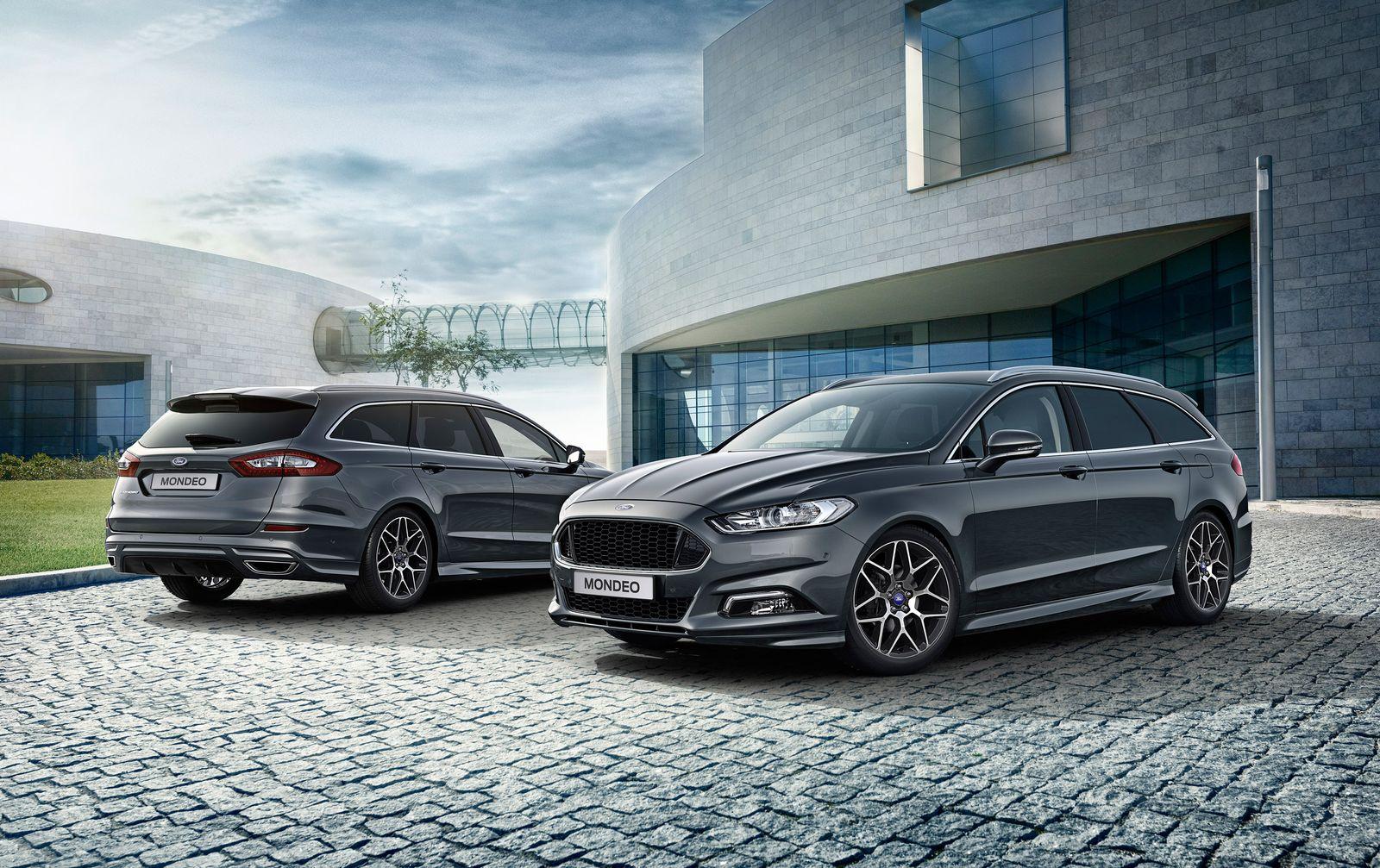 Deutsche Umwelthilfe / Abgasmessungen 2016 / Ford Mondeo