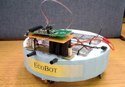 EcoBot II: Antrieb basiert auf Fäkalien und Schmeißfliegen