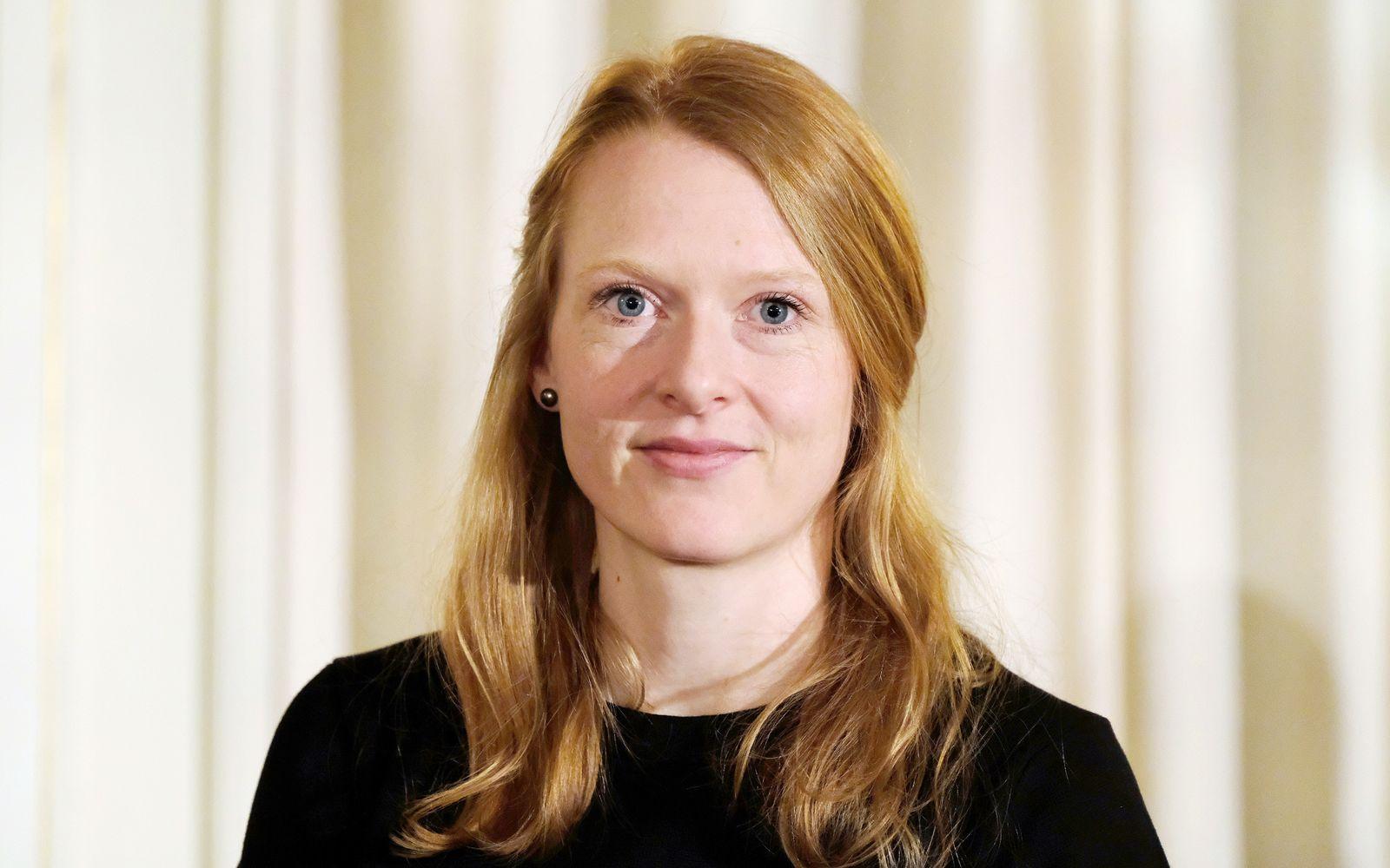Anja Kampmann erhält Mara-Cassens-Preis 2018