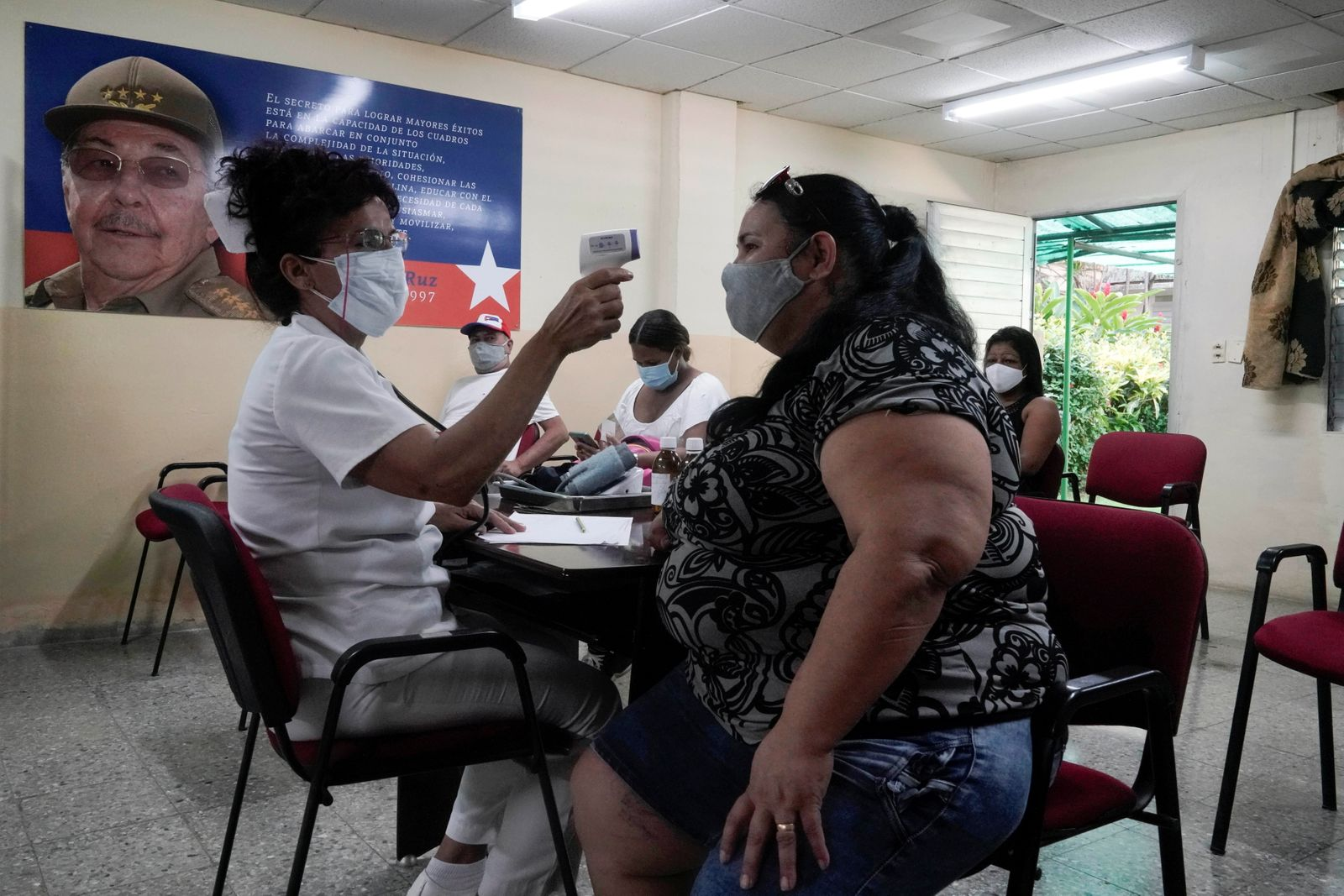 Spread of the coronavirus disease (COVID-19) in Cuba