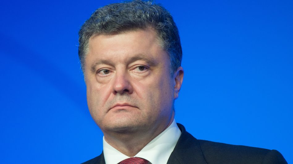 Ukraines Präsident Petro Poroschenko: Westintegration der Ukraine