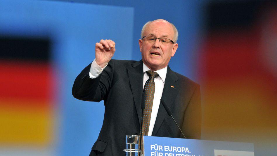 """Unionsfraktionschef Kauder: """"Gerade in diesem Wahlkampf gibt es klare Alternativen"""""""