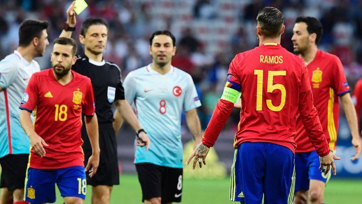 Spanien Türkei Ergebnis