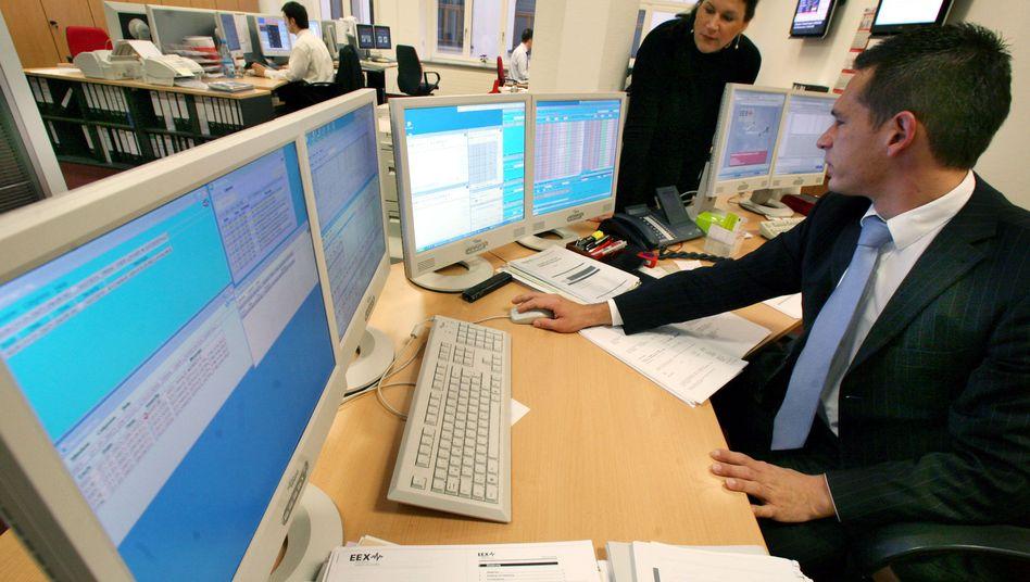 Leipziger Energiebörse EEX: Millionenverlust für Unternehmen