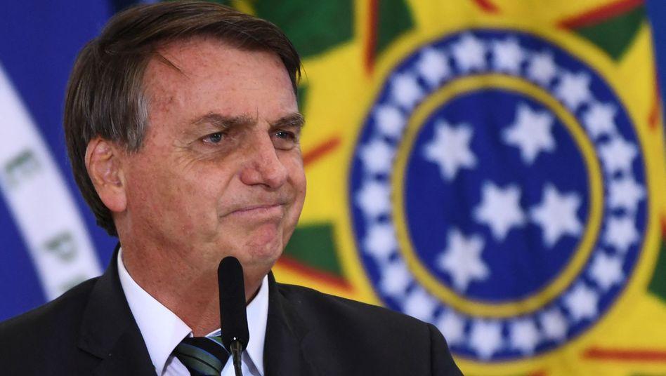 Jair Bolsonaro: Die Opposition ist alarmiert