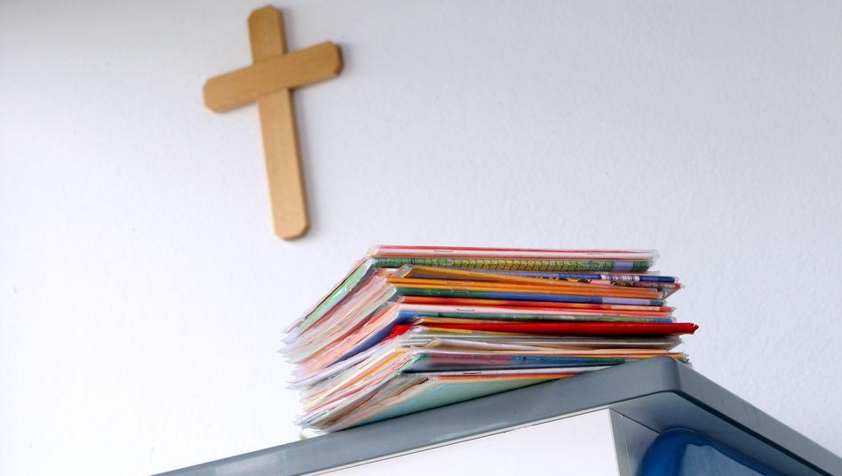 Kruzifix im Klassenraum: Deutschland ist kein säkularer Staat