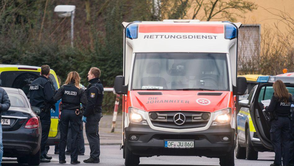 Schüsse auf Gerichts-Mitarbeiter in Hessen