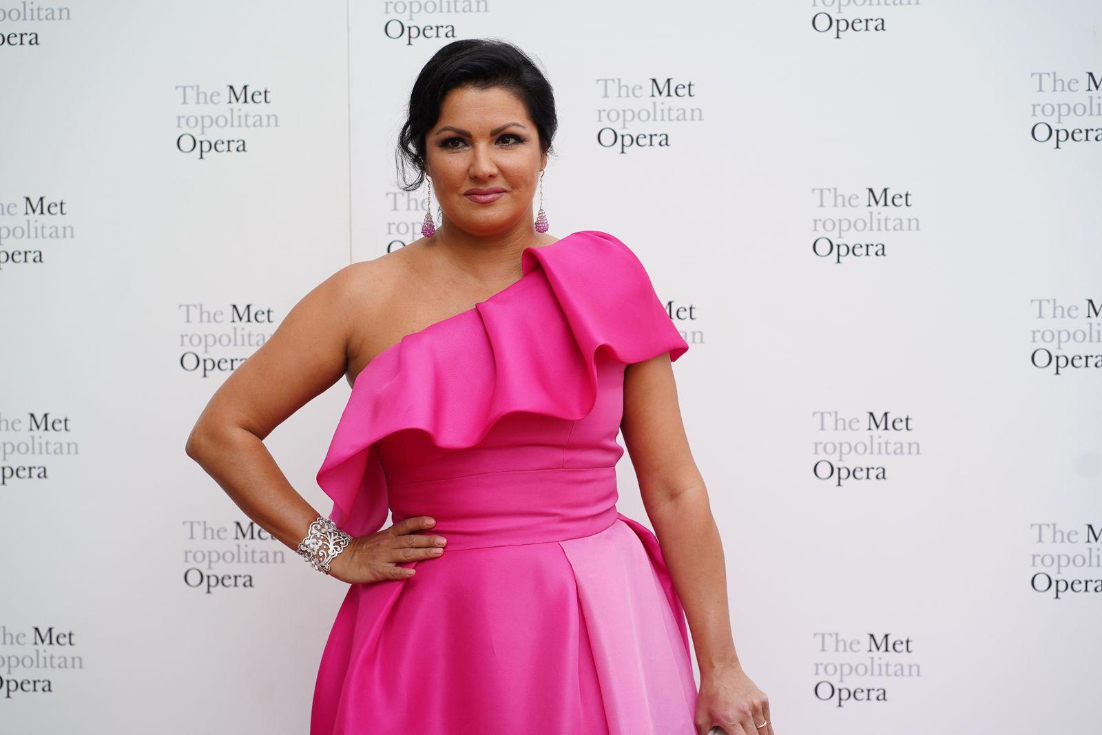 "Metropolitan Opera Opening Night Gala, Premiere Of ""Porgy and Bess"""
