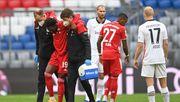 Davies fällt mit Knöchelverletzung wohl bis Jahresende aus
