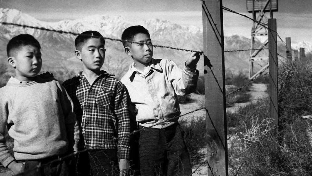 Internierung in den USA: Japano-Amerikaner unter Generalverdacht