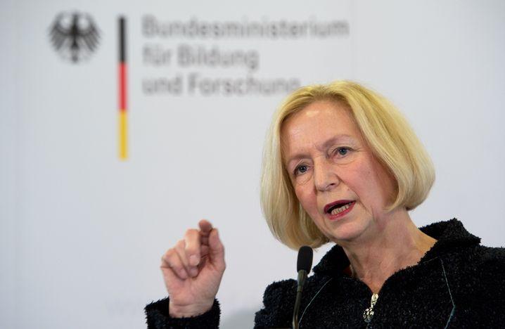 Johanna Wanka (CDU): Umzug von Hannover nach Berlin