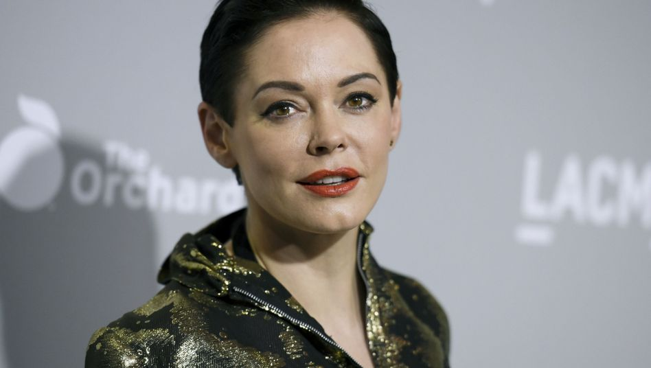 Rose McGowan (Archiv)