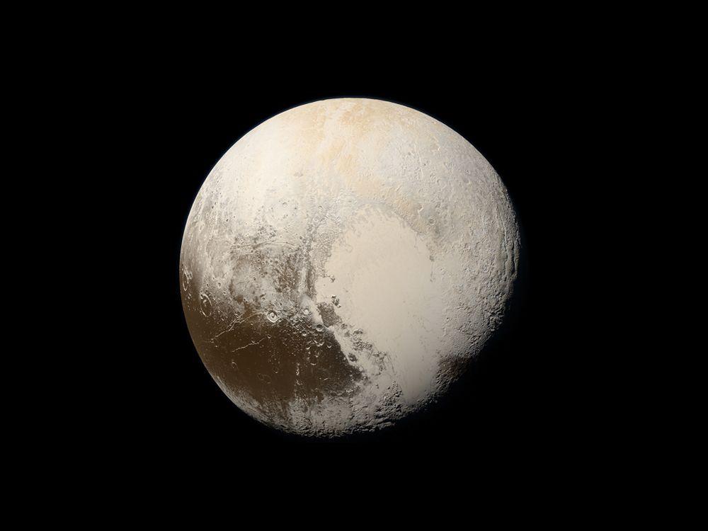 EINMALIGE VERWENDUNG Pluto