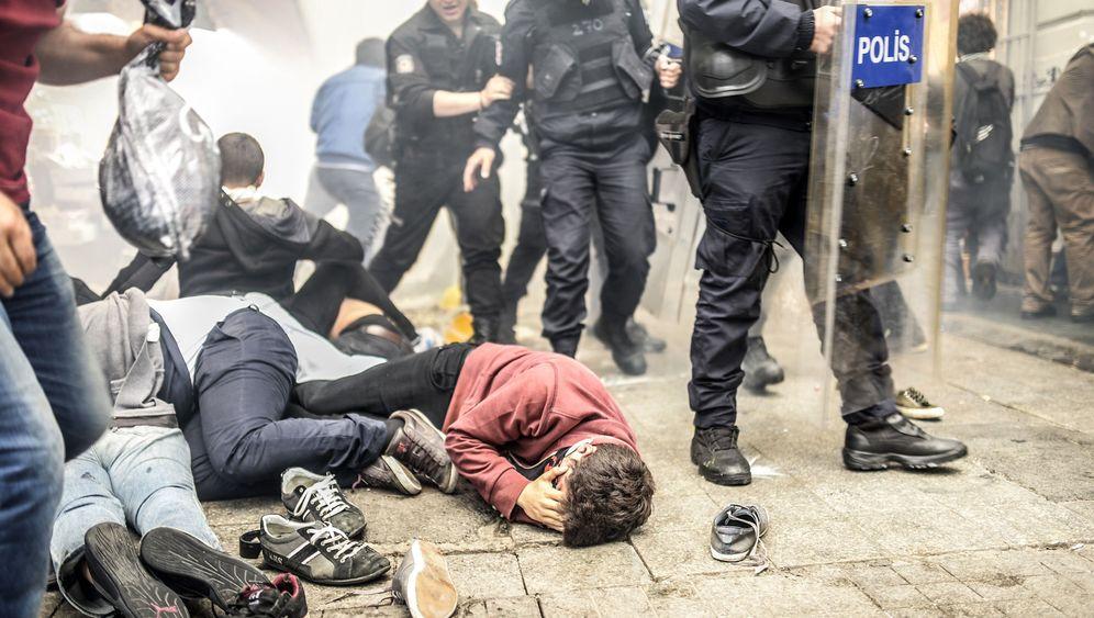 Ein Jahr Gezi-Proteste: Polizeigewalt in der Türkei