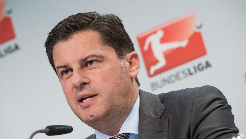 Christian Seifert ist Geschäftsführer der DFL