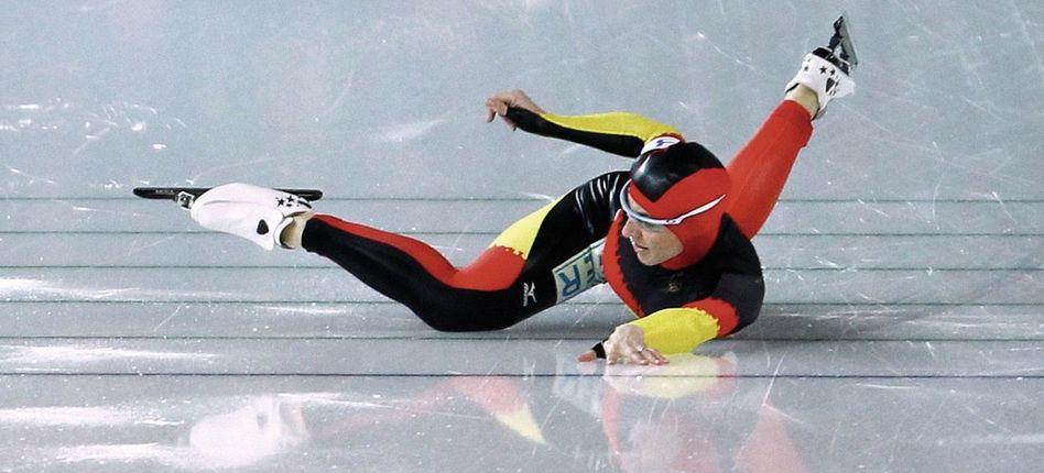Friesinger-Postma 2010 bei den Olympischen Spielen