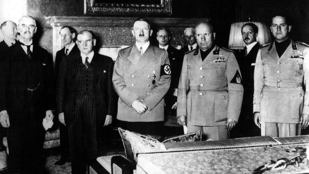 Die Sudetenkrise: Ein trügerischer Vertrag