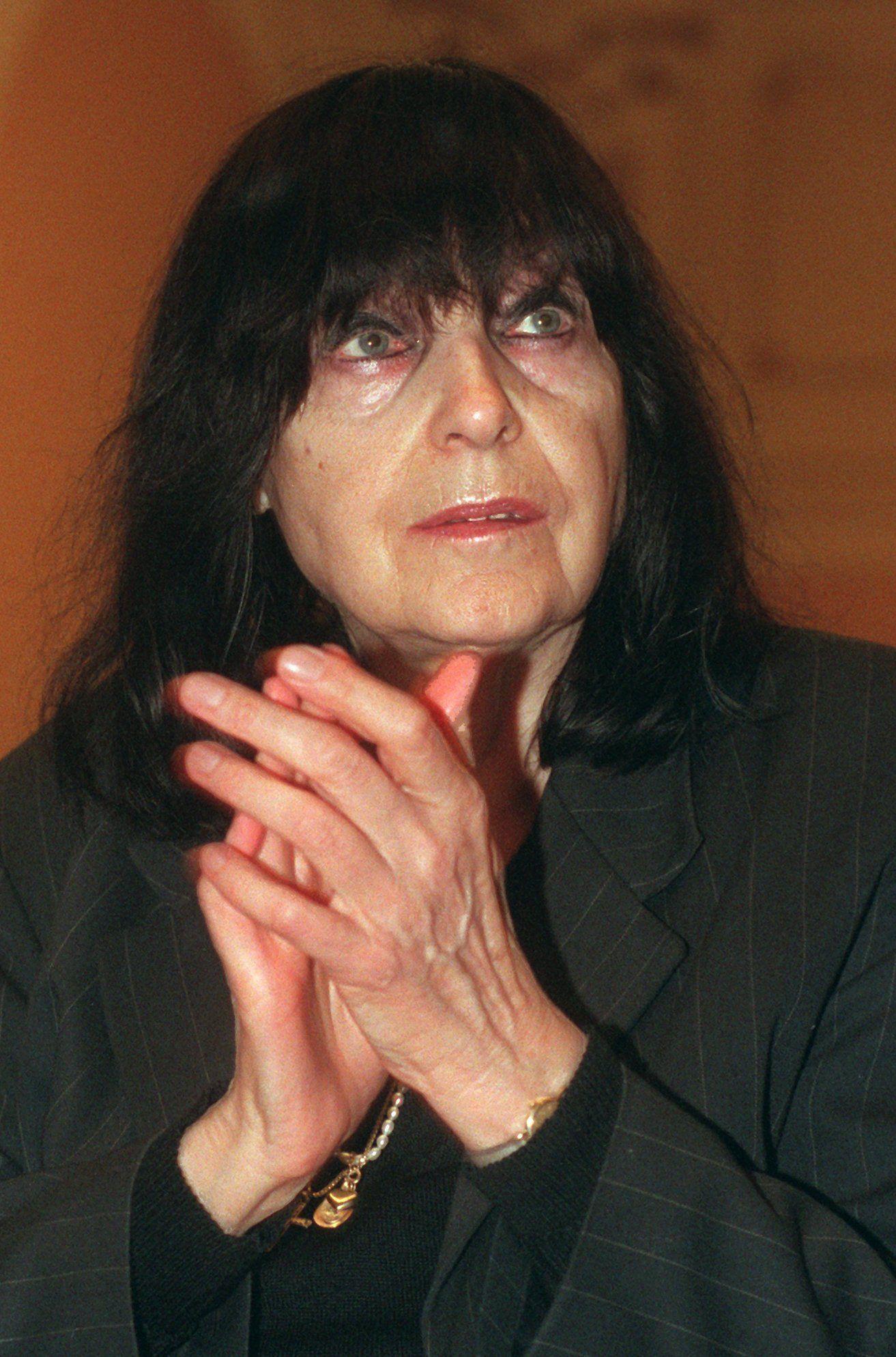 Schriftstellerin Friederike Mayröcker tot