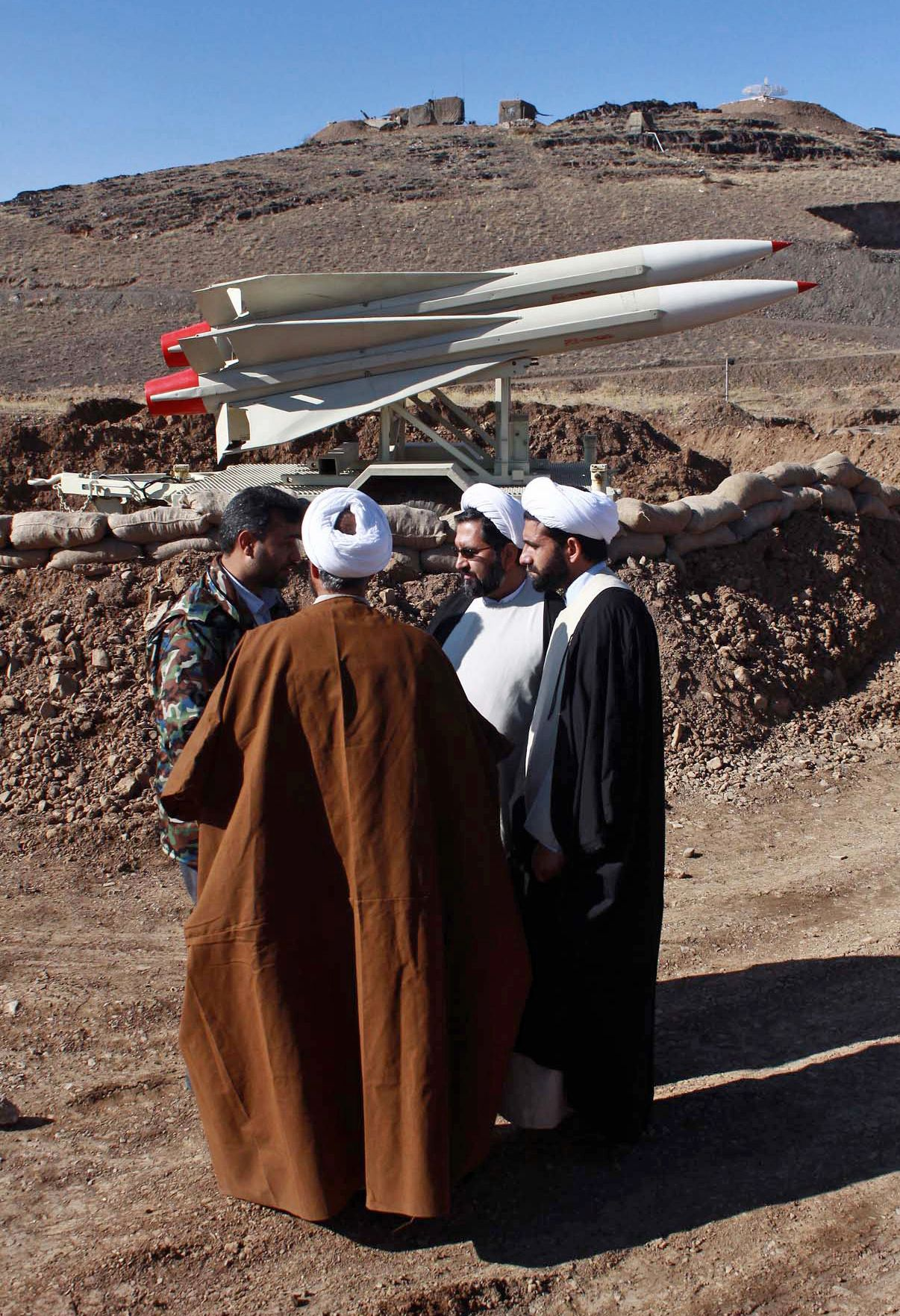 IRAN-MILITARY-WARGAMES
