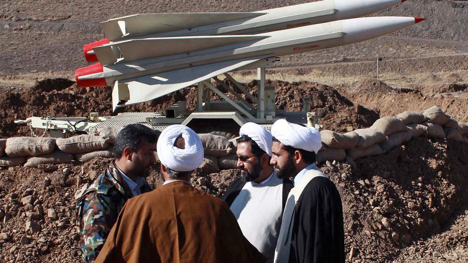 Some fear that German technology is finding its way into Iranian weapons systems.