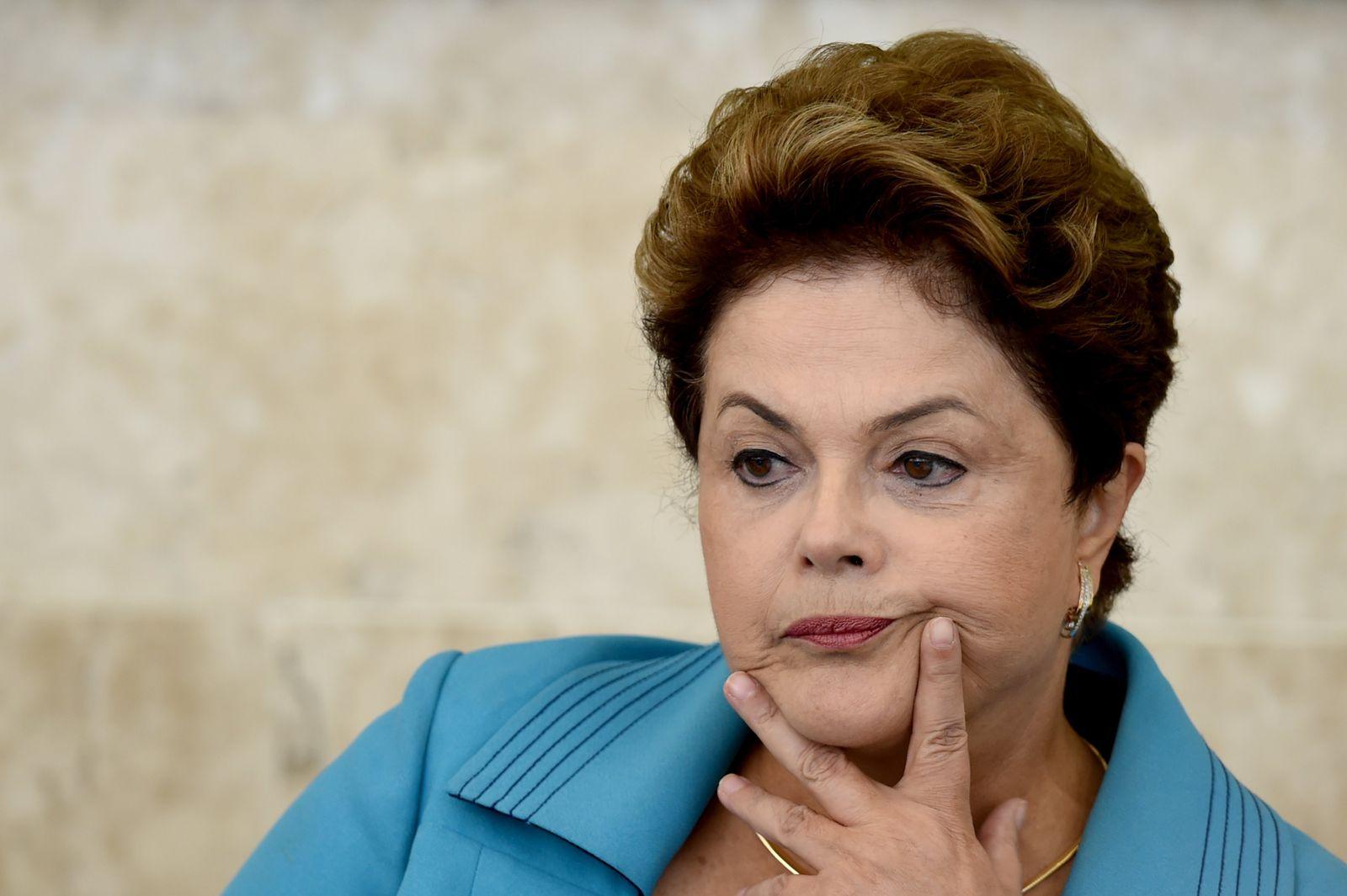 BRAZIL-ROUSSEFF brasilien
