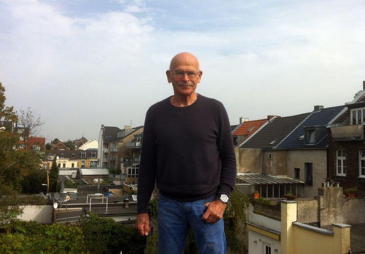 Streng genommen sei er kein Kölner, sagt Günter Wallraff, sondern Ehrenfelder