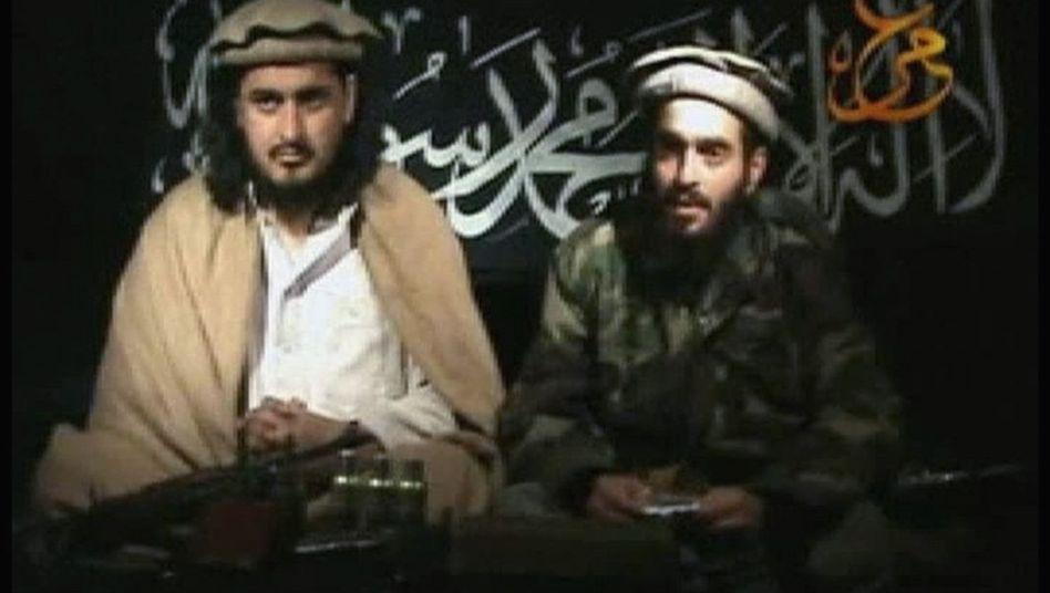"""Video des Selbstmordattentäters: """"Nachricht an die Feinde"""""""