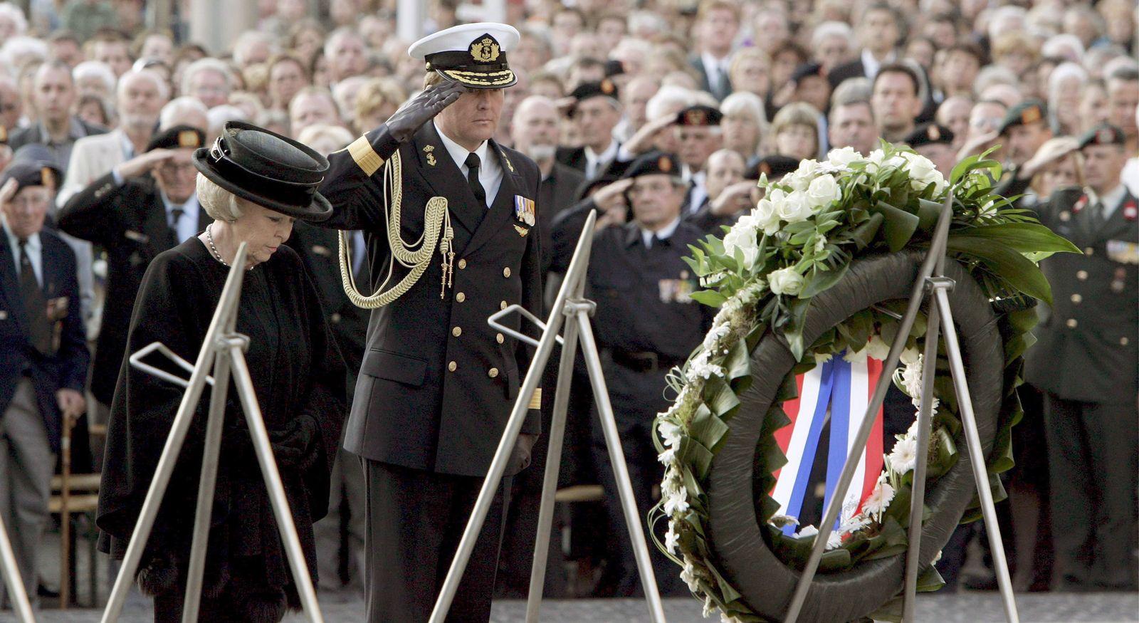 Niederlande/ Gedenken Kriegstote