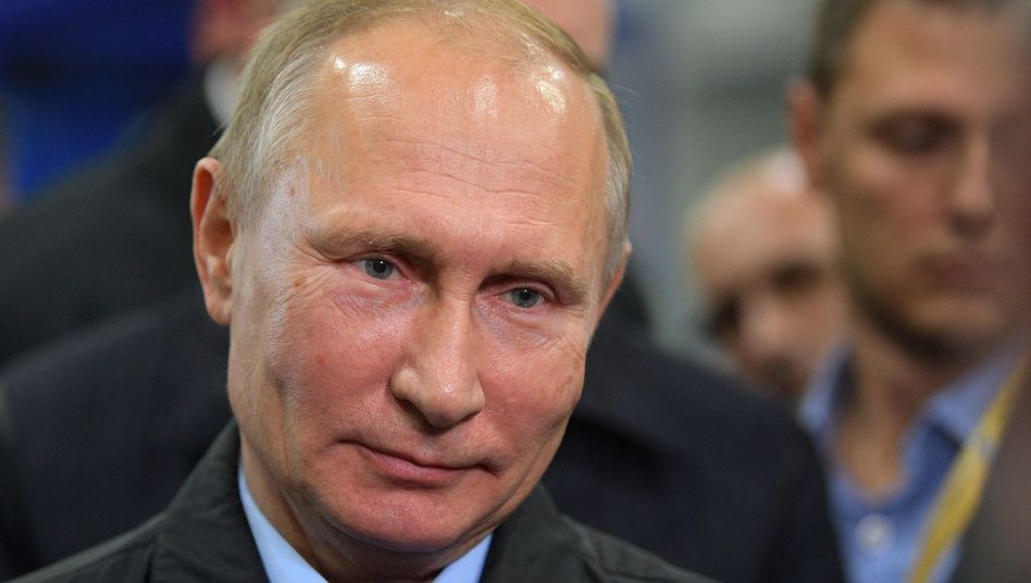 Wadimir Putin (Archiv)