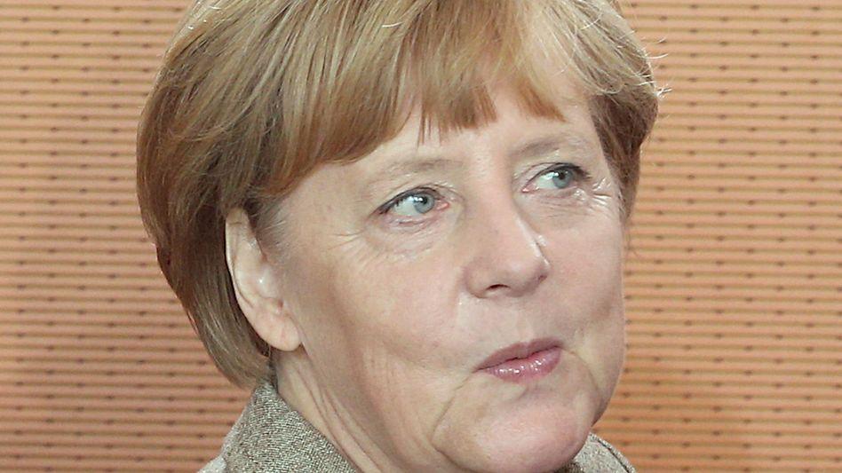 Kanzlerin Merkel: Unmöglich zu sagen, wie lange dieser Zustand anhalten kann