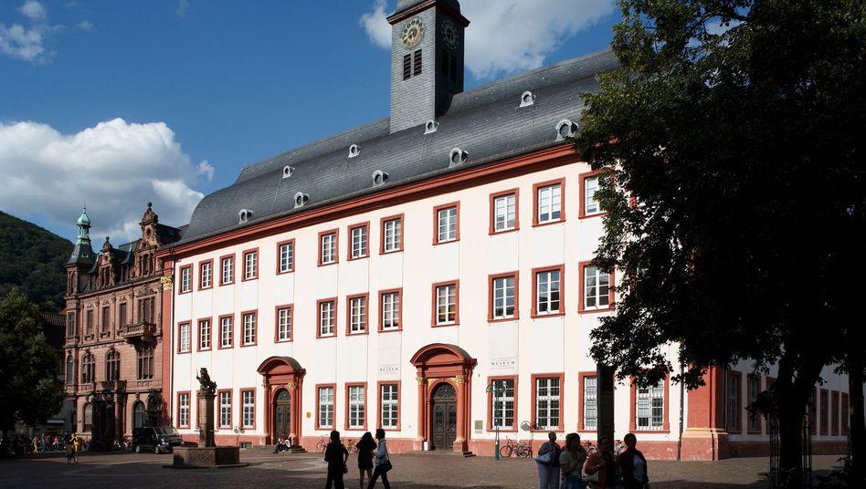 Universität Heidelberg: Beispiel für eine Elite-Hochschule
