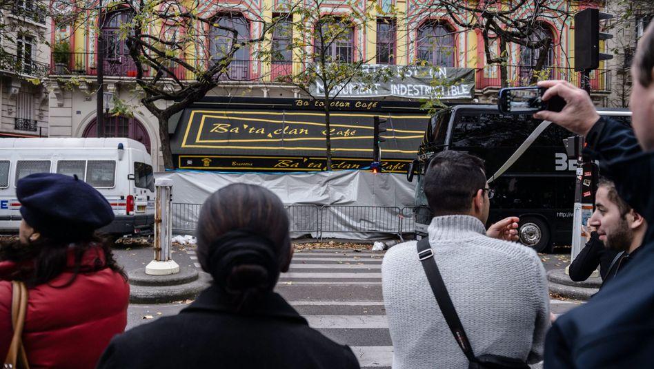 Tatort Bataclan, Paris: Mehrfach Drohungen gegen den Klub