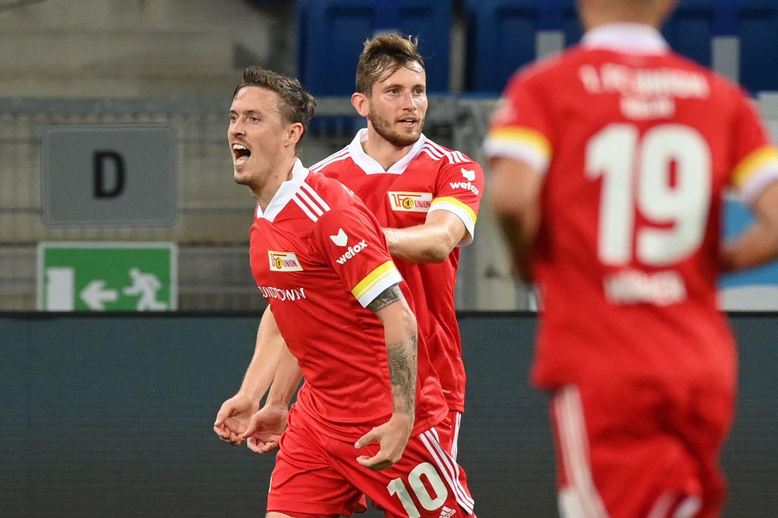 TSG Hoffenheim v 1. FC Union Berlin - Bundesliga