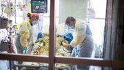Zahl der Covid-Patienten in US-Krankenhäusern hat sich verdreifacht
