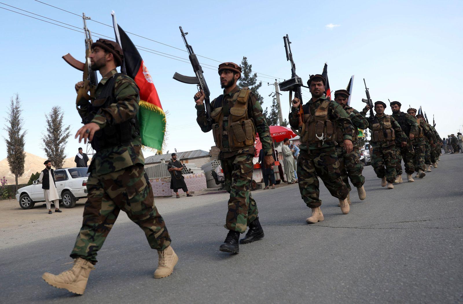 Afghanistan Taliban Gains
