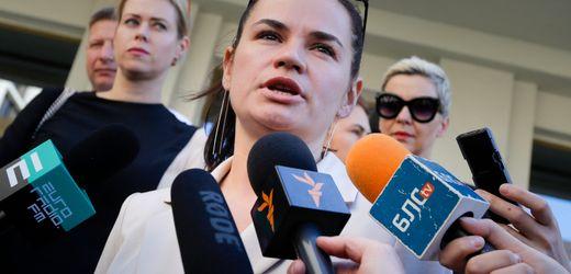 Belarus: Wahlkampfleiterin von Oppositionskandidatin Tichanowskajaerneut festgenommen